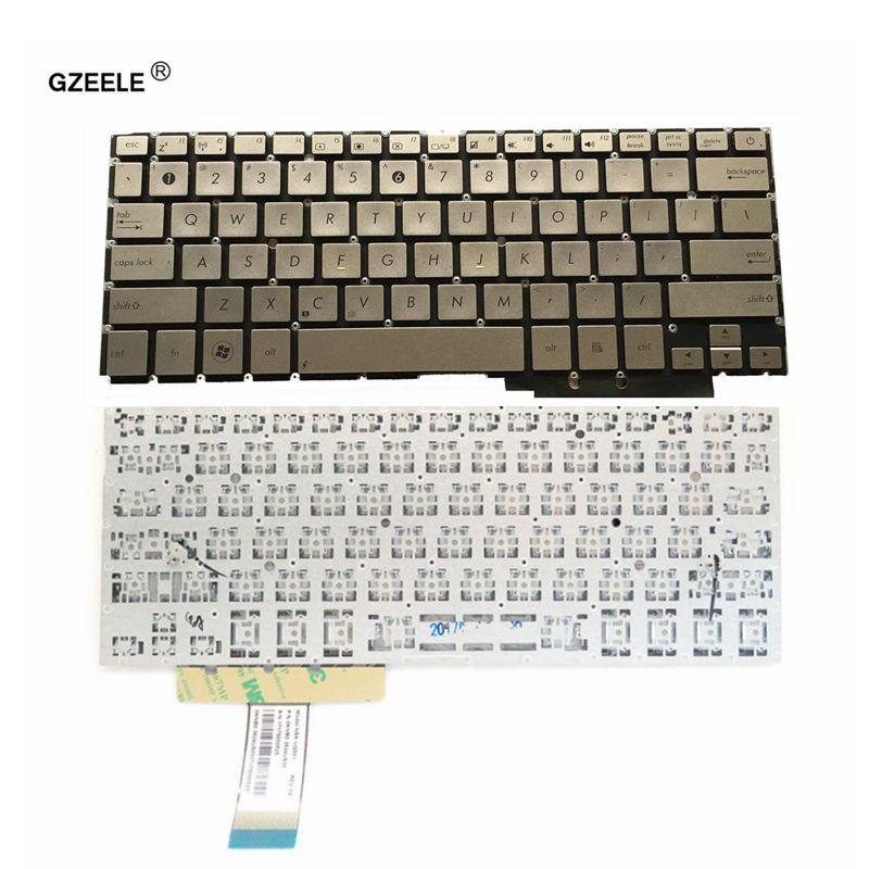New Keyboard For Asus UX31 UX31A UX31LA UX31E Silver US No Backlit little Enter
