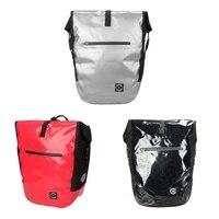 Bike Large Capacity Bike Bag MTB Road Bicycle Rear Rack Pannier Pouch Cycling Rear Seat Bag Bike Trunk Pack