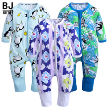 Kids Tales 2019 Newborn baby girl rompers 3pcs