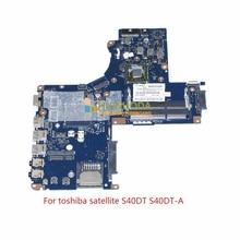 VNKAE LA-9868P K000141350 For toshiba satellite S40DT S40DT-A laptop motherboard A4-5000 CPU DDR3