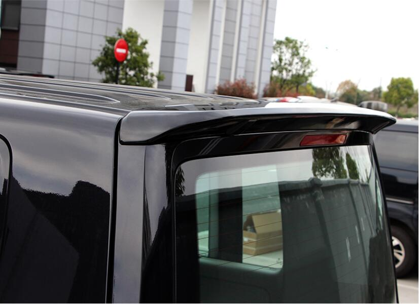 ABS PAINT CAR REAR WING TRUNK LIP SPOILER FOR Volkswagen VW Caravelle 2016 2017 2018 2019 T5 /T6 BY EMS