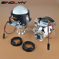 SINOLYN 2 8 Inch D2S D2H For Bosch HID Bi Xenon Projector Headlight Lens Car Styling