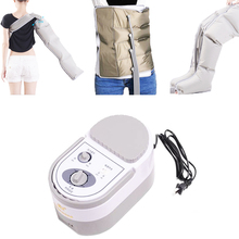 Infrared therapy Air Compression body Massager Waist Leg Arm Relax Instrument Promote Blood Circulation Pain Relief Slimming de 110v 220v electric waist massager relieve physical tired leg arm massager enhance blood circulation lose weight