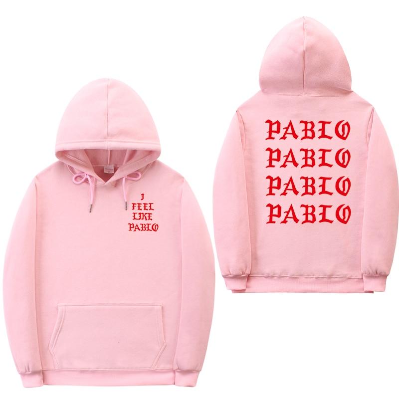 Jesus is king I Feel Like Paul Pablo Sweatshirt Hoodies  4