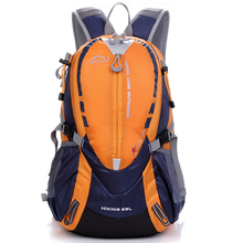 E0190 25L Camping Hiking Waterproof Nylon Backpack Outdoor Cycling Sports Travel Hiking Camping Mountaineering Bag Hot Sale