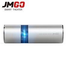 JMGO P2 HD LED Proyector, Batería incrustada 15600 mAh De La Batería de Litio, 1280×720 Android Projector portátil, con Wifi, Bluetooth incorporado