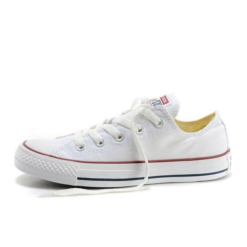 Dropwow Authentic Converse All Star Canvas Shoes Unisex Classic Low ... e14231cc7