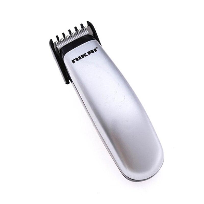 Mini Électrique Cheveux Clipper Hommes Barbe tondeuse Professionnelle Rasoir Portable Cheveux Rasage Cutter Coupe de Cheveux De Coupe Machine Sans Fil