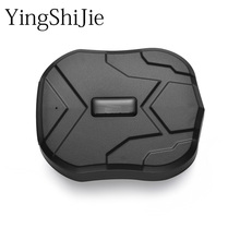 YingShiJie Car GPS Tracker Vehicle Tracker GPS Locator Waterproof Magnet Standby 90Days Real Time LBS Position  Free Tracking