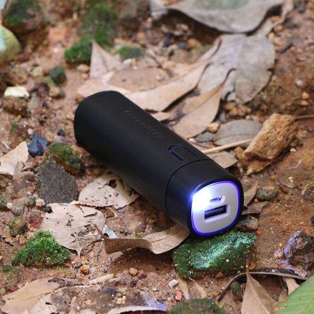 imágenes para ALLPOWERS Cargador Portátil 5000 mAh Banco de la Energía de Batería de Reserva Del Teléfono de Bolsillo para el iphone Samsung HTC Nokia Blackberry LG Huawei etc.