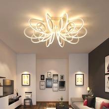 NEW Modern LED Chandeliers For Living Room Bedroom Diningroom Fixture Chandelier Ceiling lamp Dimming home lighting luminarias все цены