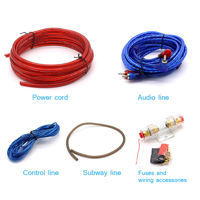new car electronics accessorie set cars audio amplifier wiring Car Audio Accessories new car electronics accessorie set cars audio amplifier wiring subwoofer fuse holder wire cable kit dxy88