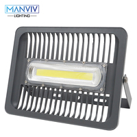 MingBen LED Flood Light IP66 WaterProof 100 50 30W 220 240V Flood Light Spotlight Outdoor