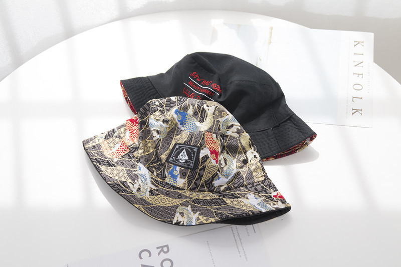 b24941541dc Straight Outta Compton NWA California GOTHIC Eazy E NWA Dr. Dre hip hop  bucket hat. Fish Pattern Embroidery Vintage Cotton Men Fisherman Hats  Casual Outdoor ...