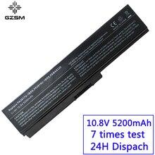 GZSM batteria del computer portatile PA3817U 1BAS per TOSHIBA PA3817U 1BRS batteria per il computer portatile L700 L730 L735 L770 L740 L745 L750 L755 batteria