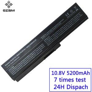 Image 1 - GZSM laptop batterie PA3817U 1BAS für TOSHIBA PA3817U 1BRS batterie für laptop L700 L730 L735 L770 L740 L745 L750 L755 batterie