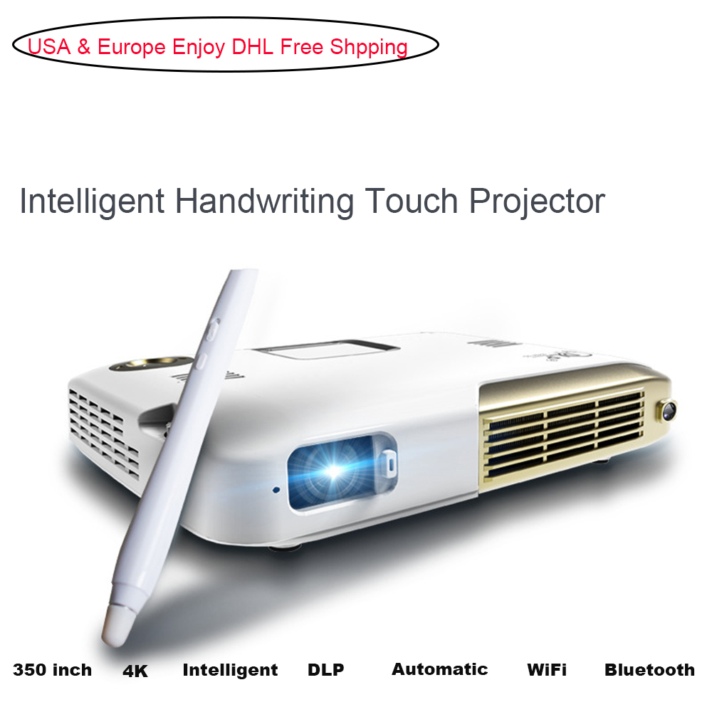G20 Mini Projector 4K 4096*2160 Resolution Video Projector Home Theater Business Office Portable Proyectores Led Full HD 1080p