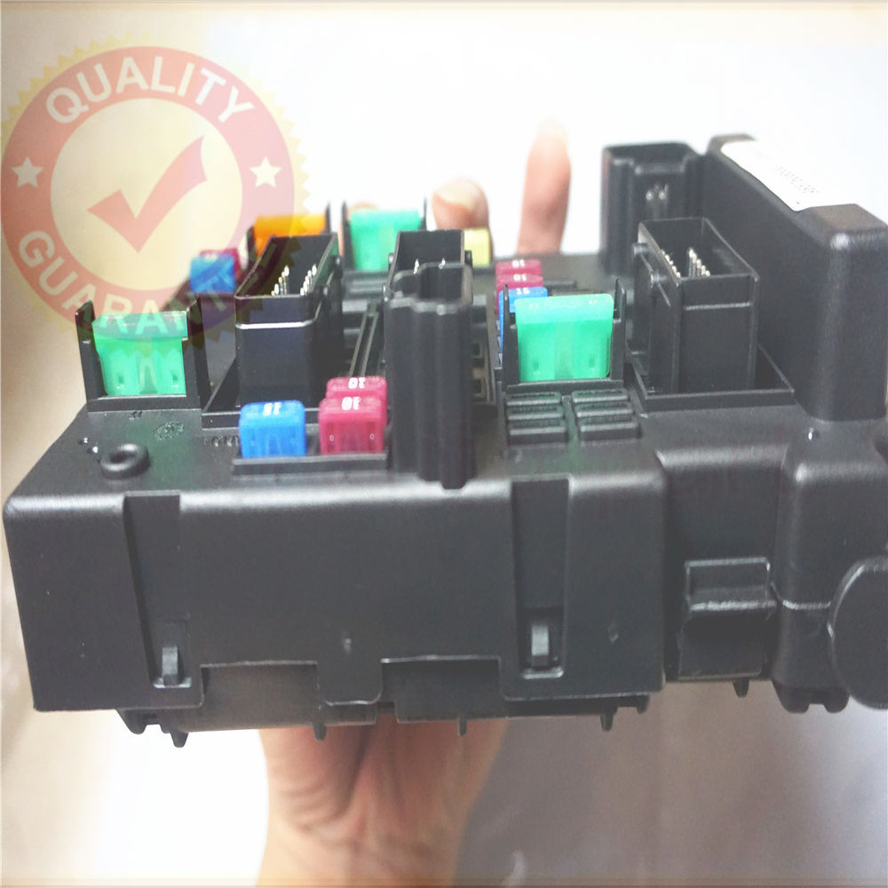 General Fuse Box Wiring Library Peugeot 206 Problem 9650663980 Module System Relay Controller Body Control For Citroen C3 C5 C8 Xsara