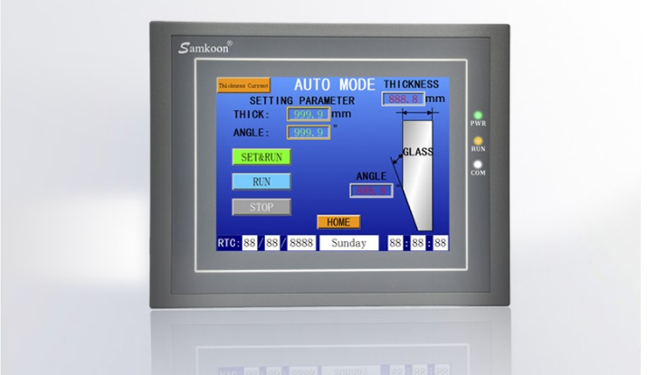 New SA-5A HMI Touch Screen 5-inch 480*272 1 USB Host