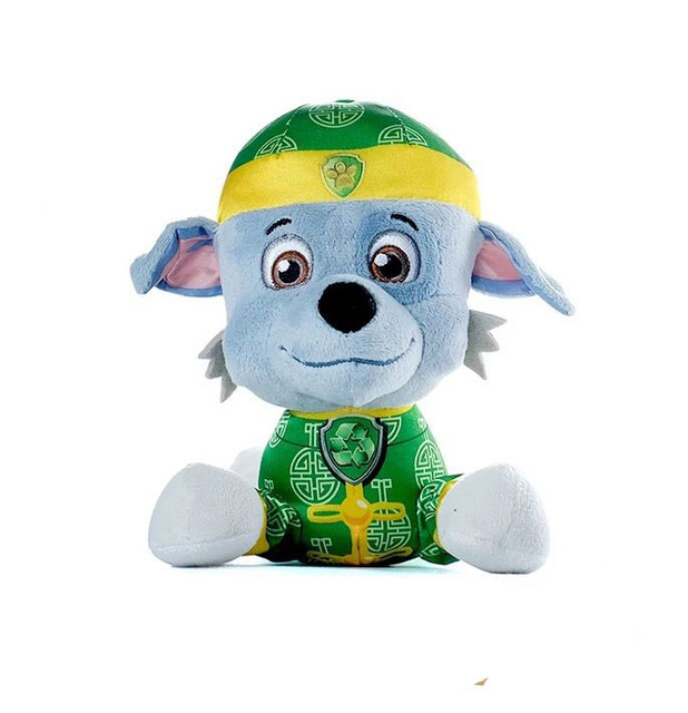 genuine paw patrol 1pc cartoon puppy patrol chinese tang style chase