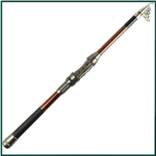 Free shipping 1 pcs/Lot carbon rods 2.1/2.4/2.7/3.0/3.6 m telescopic/sea fishing rod ocean beach fishing pole