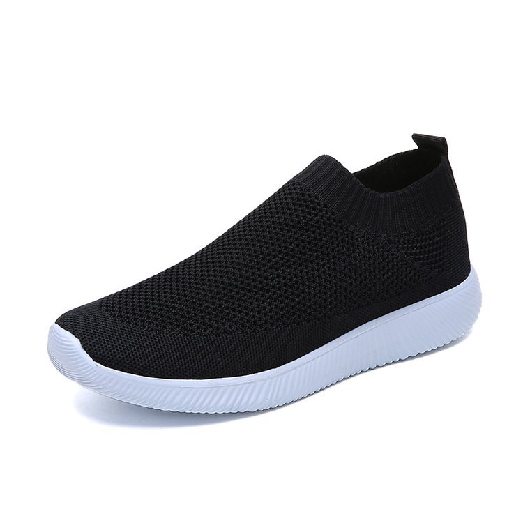 HTB1ic SaLvsK1Rjy0Fiq6zwtXXa9 - Women Sneakers Fashion Socks Shoes Casual White Sneakers Summer knitted Vulcanized Shoes Women Trainers Tenis Feminino