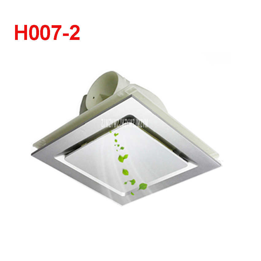 H007-2 Mini Wall Window Exhaust Fan Bathroom Kitchen Toilets Ventilation Fans 1.28m/s Windows Exhaust Fan Installation 220V цена 2017