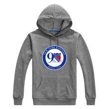 Hot 2017 new york 90th Anniversary logo years Men Sweashirt Women rangers hoodies 1023-4