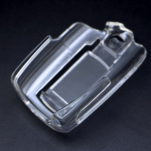 transparent M5 protective Case Keychain Case For Scher-Khan Magicar 5 Lcd Remote Two Way Ca