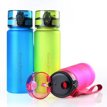 Mi Favorito de la Botella de Agua 650 ml LIBRE de BPA beber agua de botella Irrompible Vaso de Plástico Taza de Agua de la Bici del deporte de Ciclismo