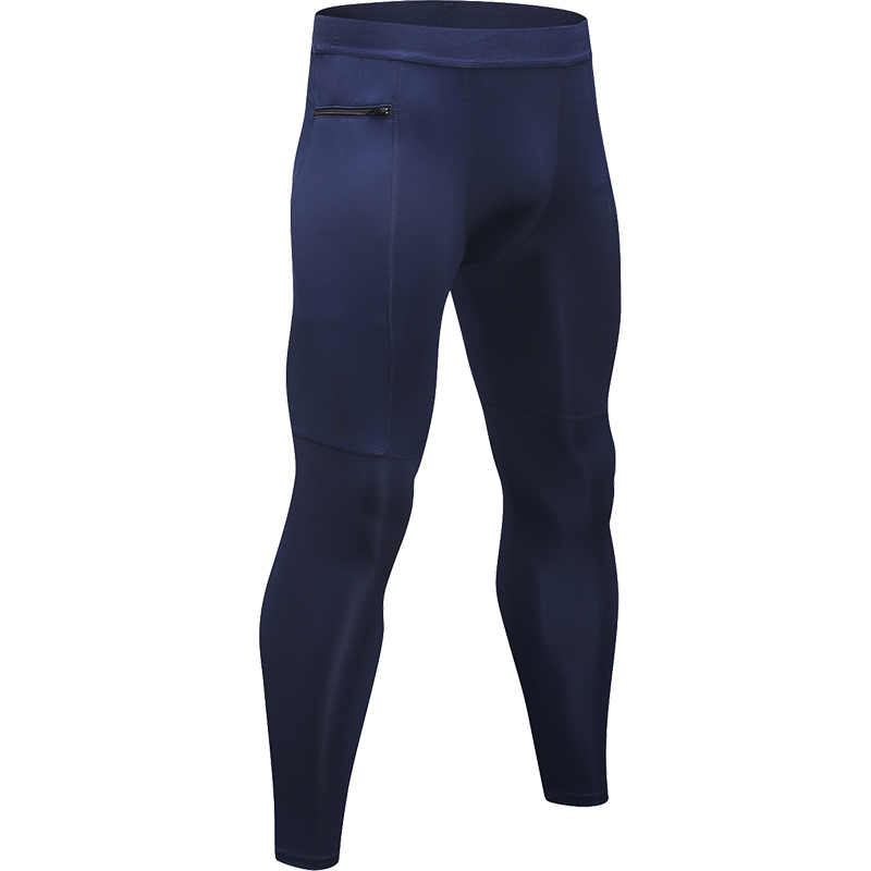 New Zipper Pocket Sport Pants For Men 1