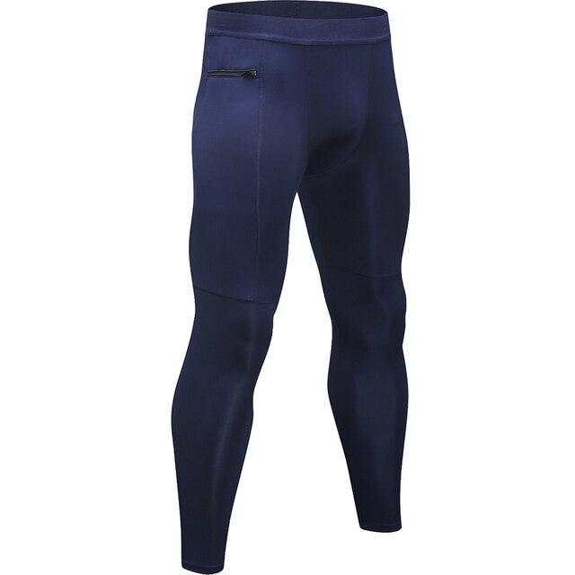 New Zipper Pocket Sport Pants For Men 1