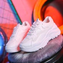 2018 г. новая спортивная Женская обувь в Корейском стиле, летняя обувь с пламенем, женские кроссовки ulzzang Harajuku, разноцветная дышащая обувь