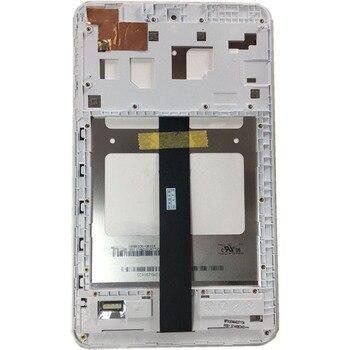 Для ASUS MEMO PAD 8 ME181CX K011 LED LCD кодирующий преобразователь сенсорного экрана в сборе белый