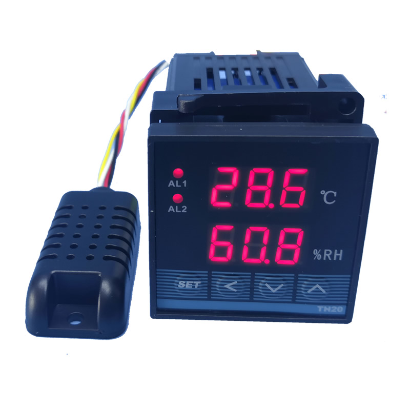 Circuit Greenhouses Temperature Detection Control Circuit It Is