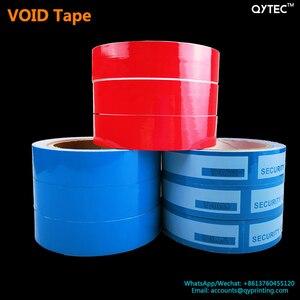 Image 5 - 1 rouleau de ruban adhésif ouvert, 25mm x 30m, bandes adhésives pour emballage, bleu rouge tamponneur évident, garantie de sécurité