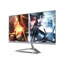 "freeshipping 24"" LCD monitor with VGA+DVI+hdmi port Resolution 2560*1440 2K IPS panel computer screen desktop display 24 INCH(China (Mainland))"