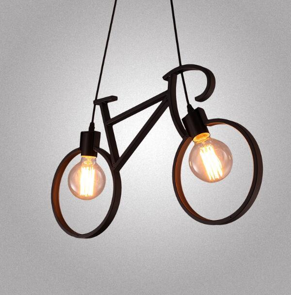Vintage Cafe Industrial Wind Restaurant Bicycle Wheel