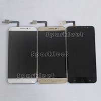 White 5 5 LCD Screen For Coolpad Modena E501 LCD Display Touch Screen Digitizer Assembly Repair