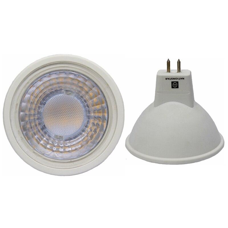 5PCS Spotlight Bulb MR16 12V Dimmable 3W 4W 5W High Power LED Light Warm/Cool White LED Lamp Downlight 10pcs 3x3w led mr16 driver 3 3w transformer power supply for mr16 12v lamp power 3pcs 3w led high power lamp led free ship page 7