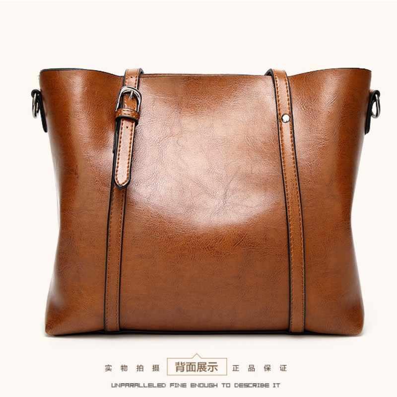 100% جلد طبيعي النساء حقائب 2019 جديد الإناث الكورية الأزياء حقيبة يد Crossbody على شكل الحلو حقيبة يد