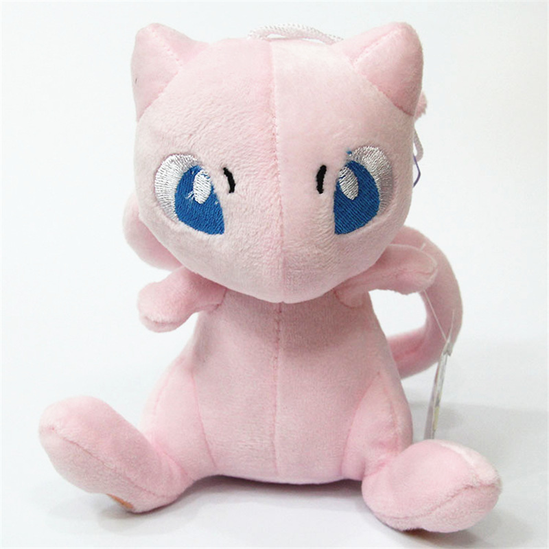 Mew Plush Cute Toys For Children Gift Soft Japan Pikachu Kawaii Anime Doll