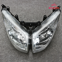 High Quality Led HeadLight Assembly Headlamp For Yamaha T Max 500 2008 2011 TMAX500 09 10