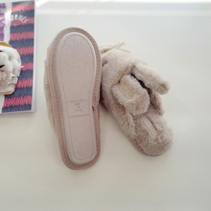 Image 4 - Women Home Slippers Warm Winter Cute Indoor House Shoes Bedroom Room For Guests Adults Girls Ladies Soft Bottom Flats