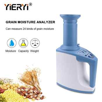 Yieryi High Precision Grain Corn Wheat Moisture Tester LDS-1G Intelligent Automatic Grain Hygrometer - DISCOUNT ITEM  29 OFF Tools