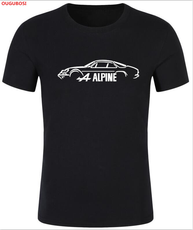 2018 Shipping Details about RENAULT ALPINE A110 INSPIRED CLASSIC CAR T-SHIRT