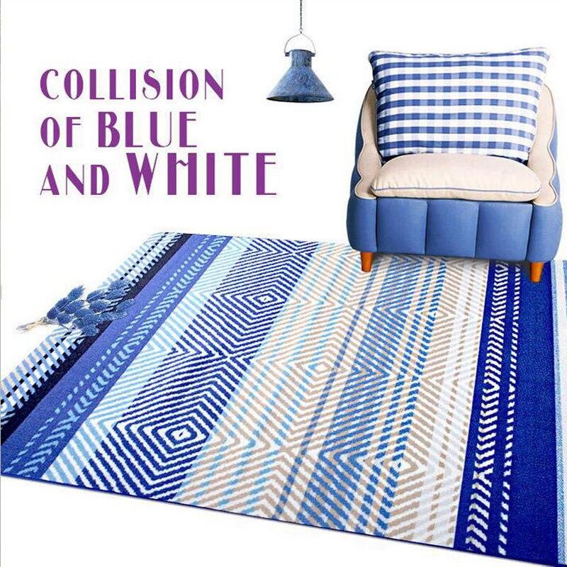 200X300 Large Size Polyester Carpet Modern Creative Carpet Floor Rugs Anti-skid Carpets For Living Room Bedroom For Home Supplie