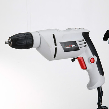 High-power Hand Drill, Speed Regulation and Reversal, Multi-function Household Electric Drill, Pistol Drill, Electric Tool