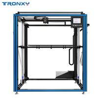 DIY impresora Aluminum and sheet metal X5ST 500 heat bed 3d printing filament machine