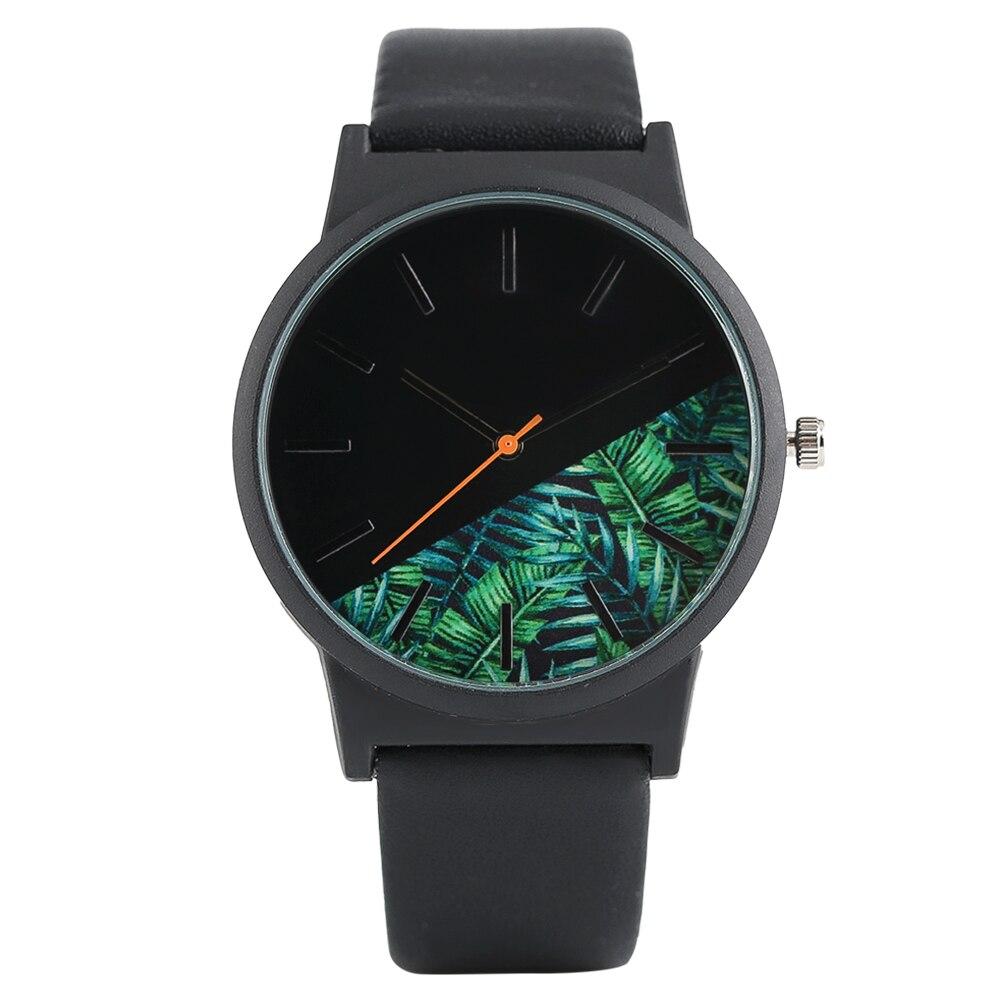 цены на Creative Watch Tropical Jungle Design Quartz Wristwatch Men's Women's Casual Sport Clock Hour Gift New Dropshipping Style Unique в интернет-магазинах